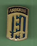 MILITAIRE *** USA AIBORNE N°1 *** 0081 - Army
