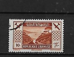 Grand Liban Yv. Pa 54 O. - Poste Aérienne