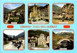 Valls D'Andorra - Ordino - Vall Del Serrat - Andorra
