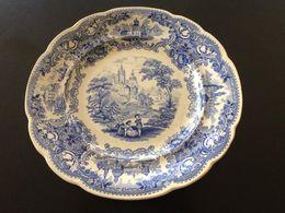 Assiette Bucolique W SMITH & Co - Plates