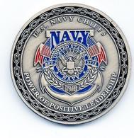 Militaria - Pièce De Collection - US NAVY CHIEFS - Stati Uniti