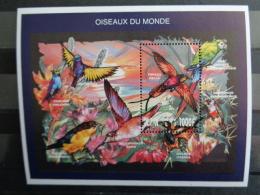 MALI 1996 BLOC Y&T N° 40 ** - OISEAUX DU MONDE - Mali (1959-...)