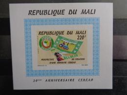 MALI 1995 BLOC  NON DENTELE ** -  20e ANNIVERSAIRE C.E.D.E.A.O. - Mali (1959-...)