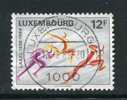 LUXEMBOURG- Y&T N°1153- Oblitéré - Luxemburg