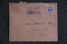 Lettre De FRANCE ( STRASBOURG) - Cat.CERES: N°1331 C - France