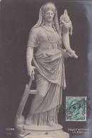 LA FORTUNA, MUSEO VATICANO, ROMA.-CIRCULEE TO MONTEVIDEO-TBE-BLEUP - Sculptures