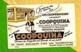 BUVARD & Blotting Paper : Les Cooperateur Vendent COOPQUINA - Food