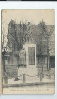 CARHAIX - Carte Ancienne - Monument Aux Morts - Vente Directe - Carhaix-Plouguer