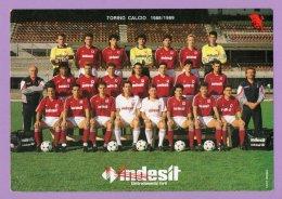 Fotografia Toro  Calcio 1988/1989 - Riproduzioni
