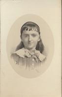 IMAGE MORTUAIRE * JULIA STORY * + PARIS 1881 * LITHO DE FLORIMOND VAN LOO * - Obituary Notices