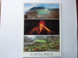 COSTA RICA - Volcans - Costa Rica