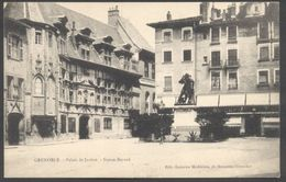 Grenoble - Palais De Justice - Statue Bayard - Voir 2 Scans - Grenoble