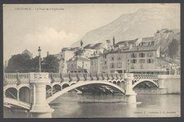 Grenoble - Le Pont De L'Esplanade - N° 1 - Voir 2 Scans - Grenoble