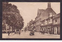 R UNI  BEDFORD  St Peter's  Street   Vers 1920  2 Scans - Bedford