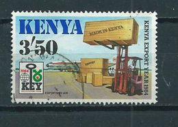 1984 Kenia Export Used/gebruikt/oblitere - Kenia (1963-...)