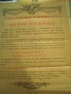 AFFICHE ORIGINALE  DE 14/18    POUR LA VICTOIRE   87X66CM          ORIGINALE   14/18 - 1914-18