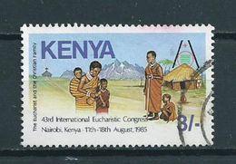 1985 Kenia Congress Nairobi Used/gebruikt/oblitere - Kenia (1963-...)