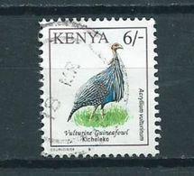 1996 Kenia 6' Birds,oiseaux,vögel Used/gebruikt/oblitere - Kenia (1963-...)