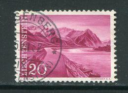 LIECHTENSTEIN- Y&T N°344- Oblitéré - Liechtenstein