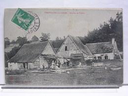 CHATILLON SUR LOIRE (45) - MOULIN DE THELIN - ATTELAGE - Chatillon Sur Loire