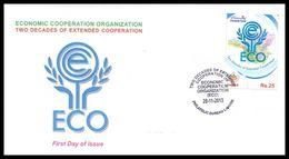 2013 Pakistan Economic Cooperation Organization (ECO) FDC - Pakistan