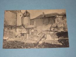 MECHELEN Oorlogschade Huis Van Der Auwera Begaerdenstraat - Malines
