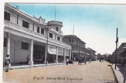 CPA JAMAÏQUE KINGSTON King Street Looking North - Cartes Postales