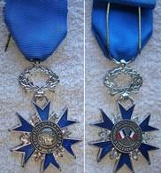 Médaille Ordre National Du Mérite NEUVE - Francia