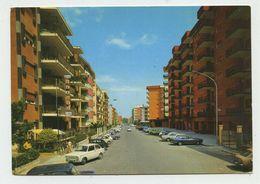 Bari - Via Interna Orazio Flacco - Rione Poggio Franco - Viaggiata 1970 - Bari