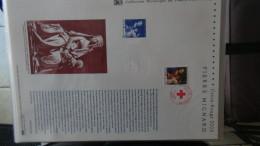 Album De 81 Documents Philatéliques De France ( Timbres Et Blocs). 3 Albums Achetés = Port 19.20 OFFERT !!! - Sammlungen (im Alben)