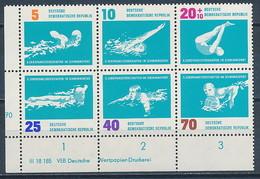 DDR Nr. 907-912 DV ** ~ Michel ?,-- Euro - DDR