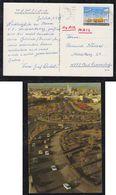 Saudi Arabia 1981 Picture Postcard JEDDAH To SUDDENDORF Germany - Saudi Arabia
