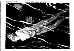 Carte De Presse N°27 - L'affaire Stavisky Vue Par Paul Iribe - Dessin Paru - Cartes Postales