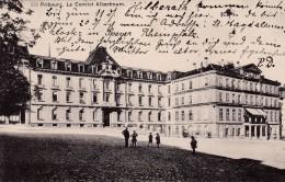 Fribourg - Le Convict Albertinum (522) * 5. 8. 1911 - FR Freiburg