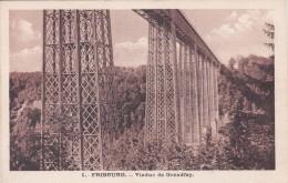 Fribourg - Viaduc De Grandfey (1) - FR Freiburg