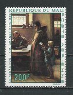 MALI  Scott C64 Yvert PA64 (1) ** Cote 3,50$ 1968 - Mali (1959-...)