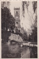 Neuchatel - Jardin Dessor (4307) * 26. 3. 1937 - NE Neuchâtel