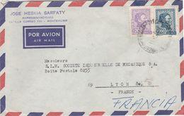 Enveloppe Commerciale / Jose HESKIA SARFATY / Montevideo / Uruguay - Uruguay