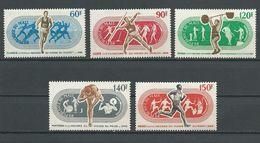 MALI  Scott C72-C77 Yvert PA73-PA77 (5) ** Cote 4,50$ 1969 - Mali (1959-...)