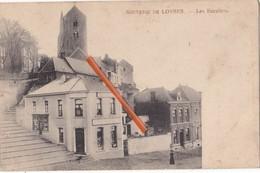 Souvenir De LOBBES - Les Escaliers - Carte Animée - Lobbes
