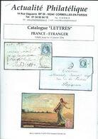 Catalogue De - Actualité Philathélique  De Janvier  2004 - Catalogi Van Veilinghuizen