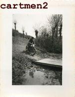 CHOLET GRAND PRIX DE MOTO-CROSS COURSE DE MOTOS MOTARD SPORT 16 AVRIL 1950 - Motorbikes