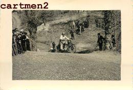 CHOLET GRAND PRIX DE MOTO-CROSS COURSE DE MOTOS MOTARD SPORT 16 AVRIL 1950 - Sports