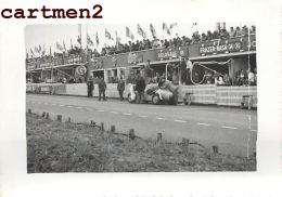 LES 24 HEURES DU MANS 1951 FERRARI CUNNINGHAM COURSE AUTOMOBILES VOITURE CAR AUTO STAND DELAHAYE - Cars