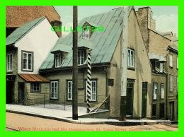 QUÉBEC, LA CITÉ - WHERE MONTCALM HAD HIS HEADQUARTERS, ST LOUIS STREET - THE VALENTINE & SONS PUB - - Québec - La Cité
