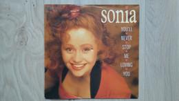 80er-Kulthit - Sonja - You'll Never Stop Me Loving You - Disco, Pop