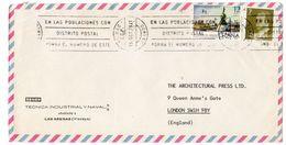 C27   Spain Cover Sent To England 1979 - 1931-Aujourd'hui: II. République - ....Juan Carlos I