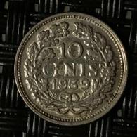 Nederland 10 Cent 1939 - [ 3] 1815-… : Kingdom Of The Netherlands