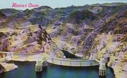 Nevada The Hoover Dam