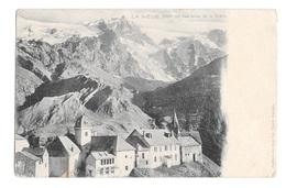 (18569-74) La Meije Vue Prise De La Grave - Autres Communes